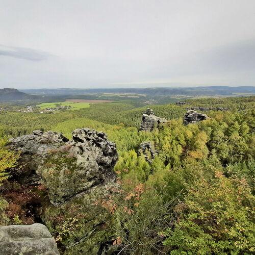Sächsische Schweiz – Wandern, Entdecken und Staunen