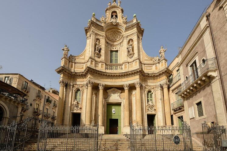Barockstadt Catania- ein kultureller Abschluss