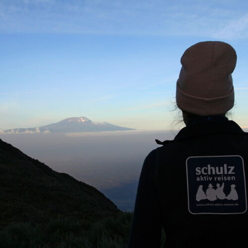 Mt. Meru-Besteigung mit Safari im Arusha-Nationalpark