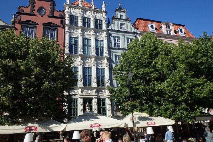 Reise-Ende in Danzig/Gdansk mit einem Tourabschlussessen