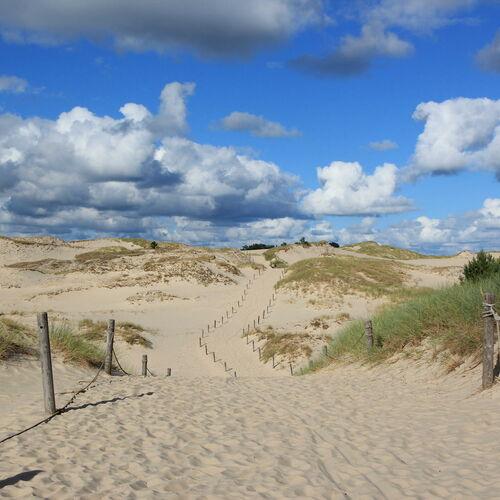 Die polnische Ostseeküste - per Rad & zu Fuß abseits des Mainstreams