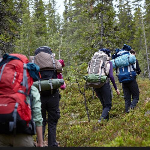 Sommercamp Idre – Trekkingwoche Vildmark