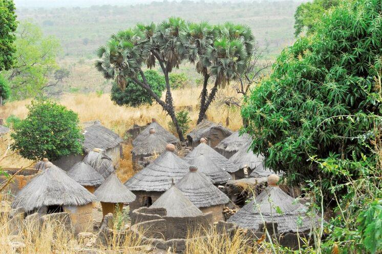 Auf Ihrer Reise erkunden Sie viele typische Dörfer.