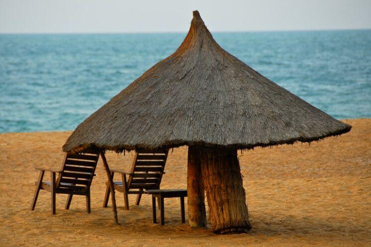 Wir empfehlen eine individuelle Verlängerung am Strand von Grand Popo