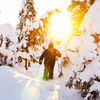 Aktiv und erholsam in der Winterwelt Nordschwedens