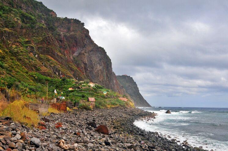 Die Weinfelder bei Santana: Quebrada Grande