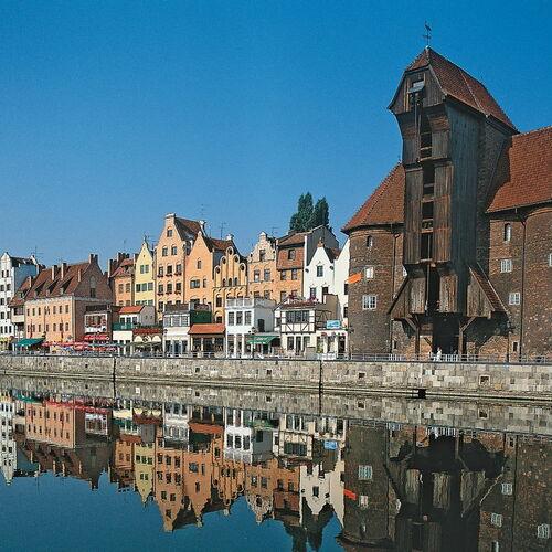 Radtour von Gdansk über das Frische Haff und den Oberländer Kanal nach Masuren