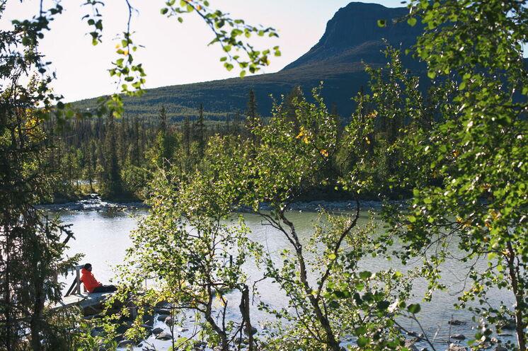 Für die anspruchsvollen Trekkingetappen werden Sie mit zahlreichen Ruhepausen am See belohnt.