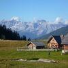 Von Hütte zu Hütte auf dem Tauernhöhenweg