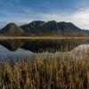 Nordischer Herbst auf den Lofoten