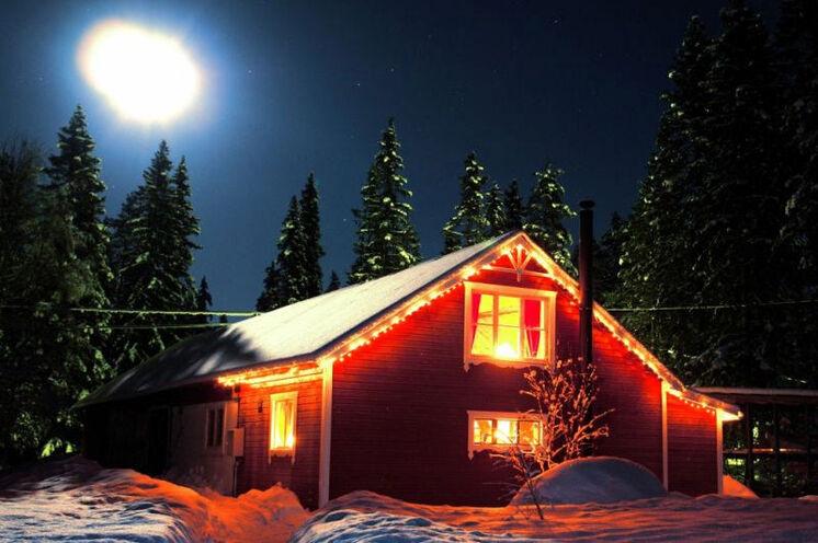 Das gemütliche und liebevoll eingerichtete Gästehaus (Unterkunft in der 1., 2. und 7. Nacht)