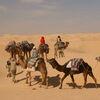 Quer durch die Sanddünen
