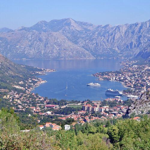 Wilde Schönheit Montenegro