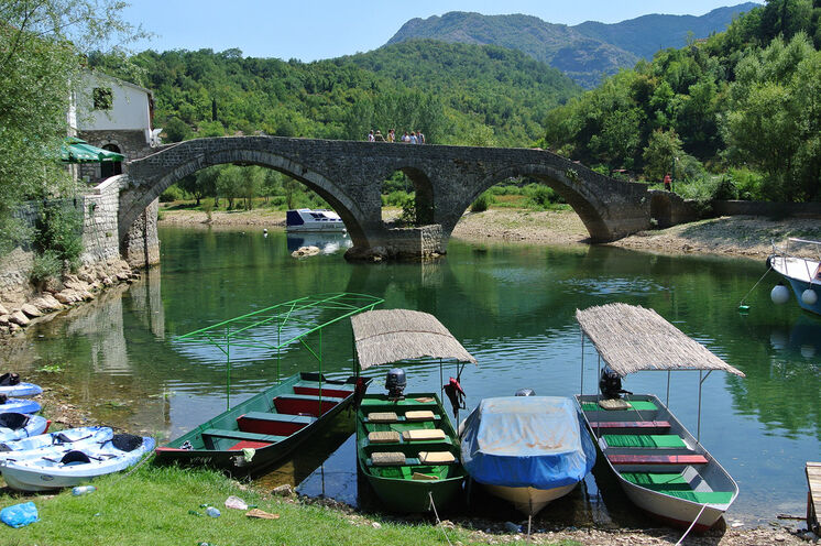 Vielseitiges Montenegro
