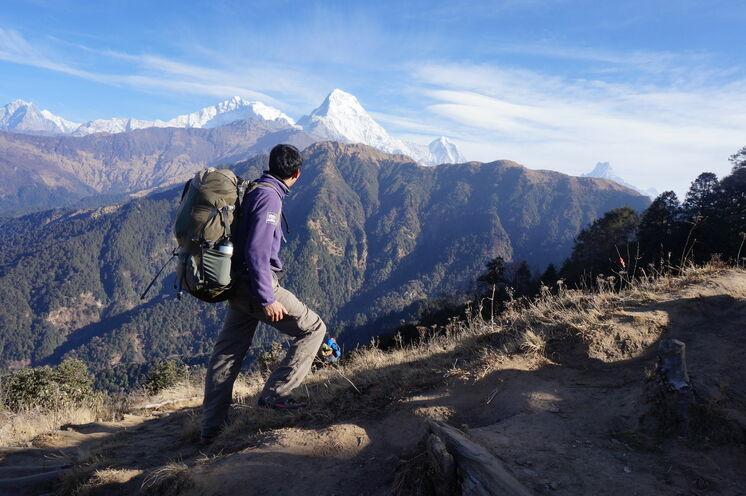 Reiseleiter Gelu Sherpa