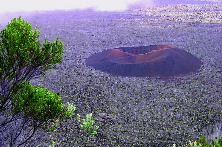 Unterwegs im Vulkangebiet