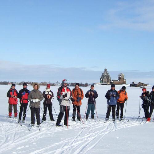 Karelien – Skiwandern im Herzen Russisch-Kareliens