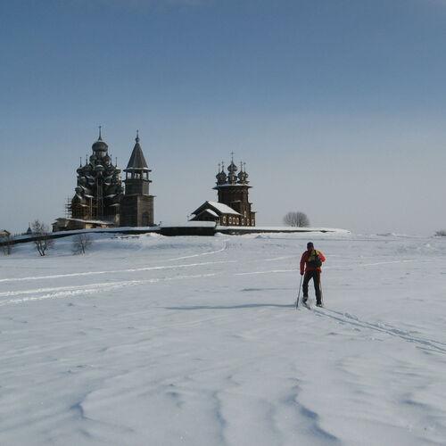 Karelien – ein Skiabenteuer im Herzen Russisch-Kareliens