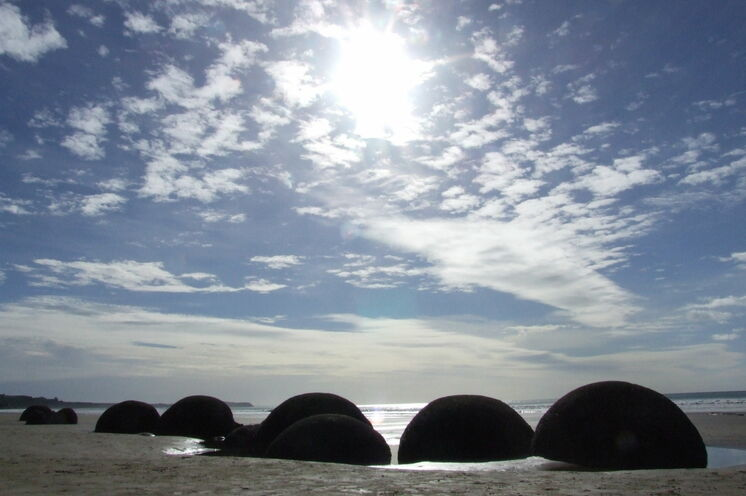 Moeraki Boulders (Südinsel)
