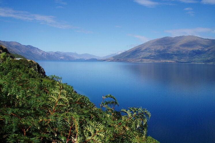 Lake Hawea (Südinsel)