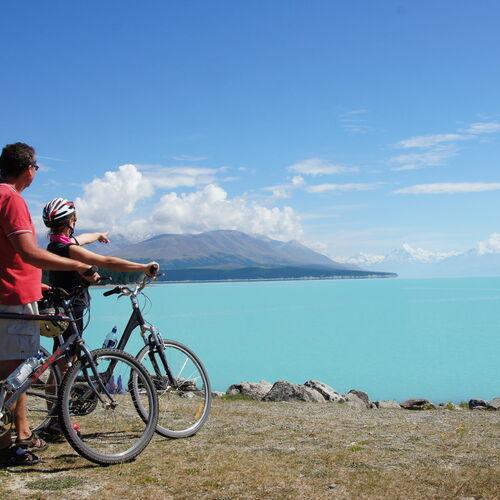 Ein Fahrrad – zwei Inseln: Neuseeland per Rad