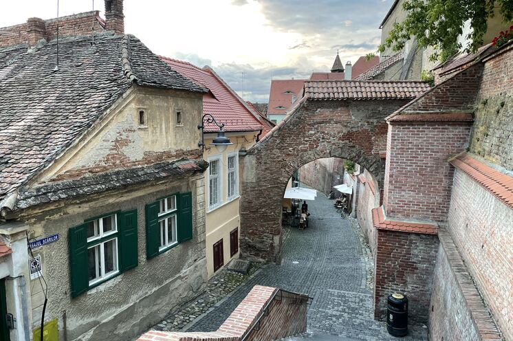 Reiseeröffnung und Abschluss der Reise in Hermannstadt/Sibiu