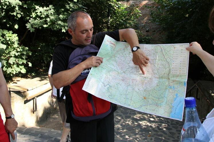 Radu - einer der Reiseleiter