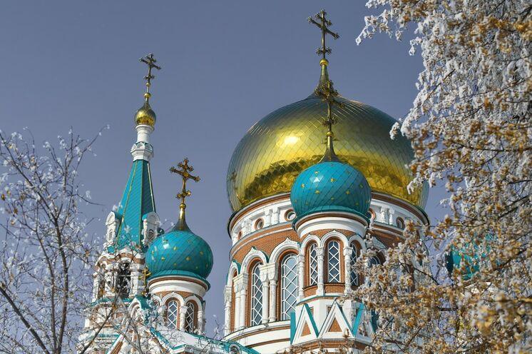 Willkommen in Omsk!!
