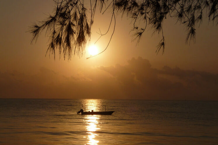 Besonders die Abende an der Ostküste bieten wunderschöne Lichtmomente.